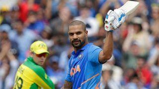 विश्वकप 2019: धवन ने शतक से बनाया अद्भुत रिकॉर्ड, इंग्लैंड में ऐसा करने वाले पहले भारतीय