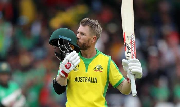 ICC Cricket World Cup 2019 Match 26 Report: David Warner Mammoth Ton Spoils Mushfiqur Rahim's Unbeaten Hundred as Australia Beat Bangladesh in Run-Fest at Trent Bridge
