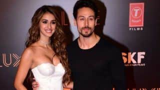 Disha Patani Looks Smoking Hot in White Tube And Ripped Denim as She Arrives For Bharat Premiere With Tiger Shroff
