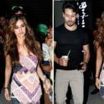 Disha Patani And Rumoured Boyfriend Tiger Shroff Are All Smiles as They go Out For Dinner Date