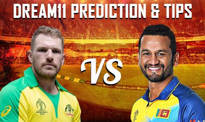 SL vs AUS Dream11 Team - Check SL Dream11 Team Player List, AUS