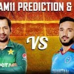 Dream11 Team Prediction Pakistan vs Afghanistan ICC Cricket World Cup 2019 - Cricket Prediction Tips For Today's World Cup Match PAK vs AFG at Headingley, Leeds
