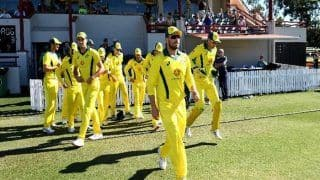 Dream11 Team Afghanistan vs Australia ICC Cricket World Cup 2019 - Cricket Prediction Tips For Todays World Cup Match AFG vs AUS at County Ground, Bristol
