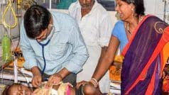 132 Children Have Died so Far in Muzaffarpur Due to Encephalitis