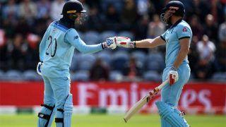विश्वकप 2019: इंग्लैंड ने बांग्लादेश को दिया 387 रन का विशाल लक्ष्य, रॉय ने जड़ा शतक