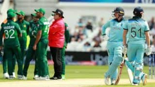 ICC Cricket World Cup 2019: When Umpires Stopped Pakistan, England Players From Roughing up The Ball