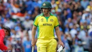 How Aaron Finch Fought Back From a Dreadful Australian Summer