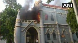 MP: Fire Breaks Out at Jabalpur High Court; No Casualties Reported so Far