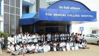 Goa Doctors to Join Nationwide Protest to Show Solidarity With West Bengal Docs