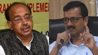 Water Crisis in Delhi: Vijay Goel Challenges Arvind Kejriwal to Open Debate