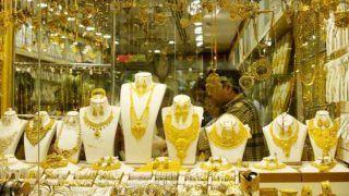 सोना 38,820 रुपये के नये उच्च स्तर पर, चांदी में 1,140 रुपये का उछाल