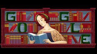 गूगल ने डुडल बनाकर याद दिलाया एलिना पिस्कोपिया थीं दुनिया की पहली महिला Ph.D धारक