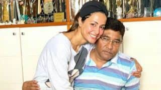 Father's Day 2019: Hina Khan Wishes Her Father With an Adorable Post, Says 'You Are My Hero'