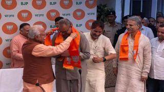 हरियाणा: चुनाव से पहले इनेलो को झटका, दो और विधायक बीजेपी में शामिल