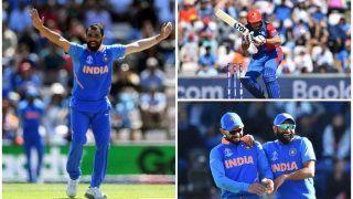 World Cup 2019 IND vs AFG: शमी की हैट्रिक से भारत ने 11 रन से जीता मैच, अफगानिस्तान ने दिल