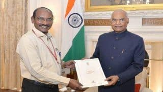 President Ram Nath Kovind Wishes All Success For ISRO's Space Mission 'Chandrayaan-2'