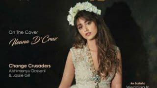 Ileana D'Cruz Looks Nothing Less Than a Princess on Latest Wedding Magazine's Cover