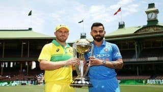 ICC Cricket World Cup 2019 India vs Australia Live Streaming And Updates: When and Where to Watch IND vs AUS Live TV Broadcast, Online Streaming, Time in IST, Venue, Probable XIs