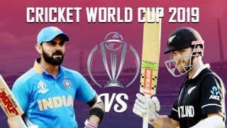 World Cup Match 18 HIGHLIGHTS: India vs New Zealand Game Called Off Due to Persistent Rain at Trent Bridge