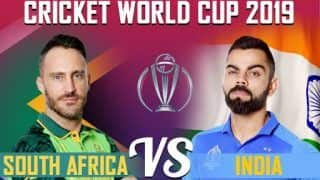 ICC Cricket World Cup 2019: Virat Kohli-Led India Face Injury-Hit South Africa in Campaign Opener at Rose Bowl in Southampton