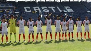 India Will Face Tajikistan in Intercontinental Cup Opener