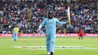 ICC World Cup 2019 Match Report: Jason Roy's 153 Sets up England's Massive 106-Run Win Over Bangladesh in Cardiff