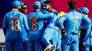 ICC Cricket World Cup Match 14 HIGHLIGHTS: Dhawan, Bowlers Shine as India Beat Australia by 36 Runs at Oval