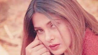 Jennifer Winget is Making Heads Turn in Red Outfit And Killer Expressions, Picture Will Take Your Breath Away