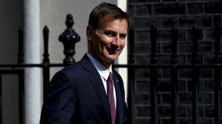 Don't be a Coward: UK's Jeremy Hunt Tells Rival Boris Johnson