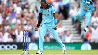 Jofra Archer Recalls His Challenges During World Cup Final Heroics vs New Zealand, Says Itching to Prove His Mettle Against Australia in Ashes 2019
