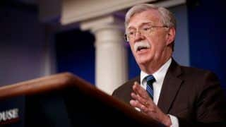US National Security Adviser Warns Iran: Do Not Confuse Prudence With Weakness