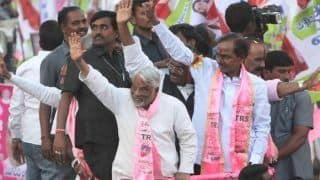 TRS Elects K. Keshav Rao as Parliamentary Party Head, Leader in Rajya Sabha