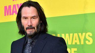 Keanu Reeves in Talks to Appear in Marvel Studios' The Eternals