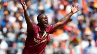 ICC Cricket World Cup 2019: We Are Out But This Team Has Bright Future, Says Kemar Roach