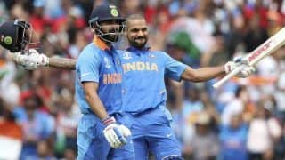 Hum Paro'n se Nahin, Hauslo'n se Udte Hain: Shikhar Dhawan Hints World Cup Ain't Over Yet