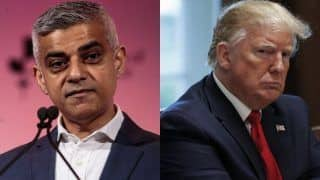 Donald Trump Stirs up Feud With London Mayor Over Attacks in City