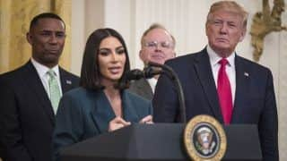 Kim Kardashian West Visits White House to Help Former Inmates Get Jobs