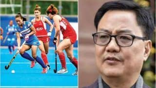 Sports Minister Kiren Rijiju Lauds Lalremsiami's Spirit For Representing Country in FIH Series Finals Despite Father's Death