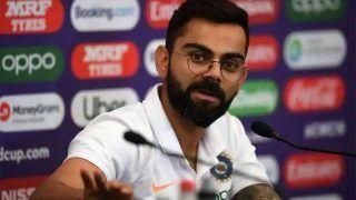 विश्वकप 2019: भारत के मैचों की देर से शुरुआत टीम के लिए फायदेमंद, कोहली ने बताई वजह