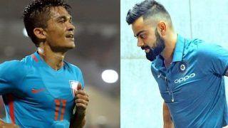 द.अफ्रीका के खिलाफ मैच से पहले टीम इंडिया को मिली शुभकामनाएं, देखें VIDEO