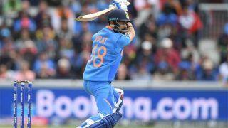 ICC Cricket World Cup 2019: Virat Kohli Breaks Sachin Tendulkar's Record, Becomes Fastest Batsman to Score 11,000 Runs