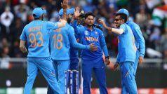 टीम इंडिया ने विश्वकप में 7वीं बार पाक को हराया, रोहित 'मैन ऑफ द मैच'