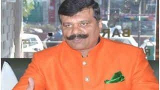 Suspended BJP MLA Kunwar Pranav Singh Champion's Weapon Licences Revoked, Notice Issued