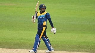 ICC Cricket World Cup 2019: Lahiru Thirimanne Becomes Third Fastest Sri Lankan to Score 3000 ODI Runs, Pips Mahela Jayawardene, Kumar Sangakkara in Coveted List