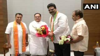 TDP Dealt Another Blow, Party Spokesperson Lanka Dinakar Joins BJP