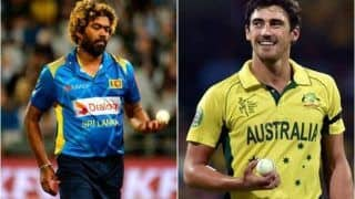 ICC Cricket World Cup 2019: From Aaron Finch to Mitchell Starc, Dimuth Karunaratne to Lasith Malinga; Key Players to Watch Out From Sri Lanka vs Australia Clash