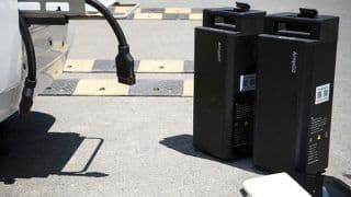 China's New Lithium-ion Battery Covers 300 km on 10 Minutes Charge
