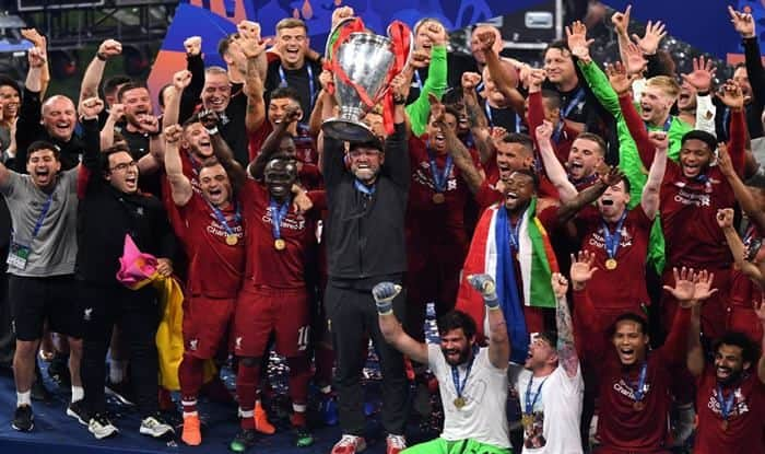 Liverpool Crowned As Six Time Champions League Winners After