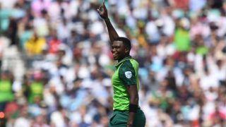 ICC Cricket World Cup 2019: I am 100 Percent Fit, Says Lungi Ngidi
