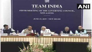 नीति आयोग की बैठक में नहीं आईं ममता, KCR, पंजाब से 'कैप्टन' ने वित्त मंत्री को भेजा